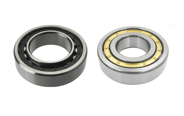 cuscinetti rulli cilindrici gabbia ottone o polliamide foto