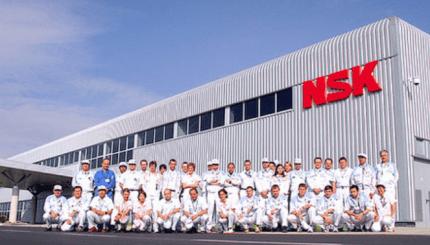 azienda nsk produttrice cuscinetti