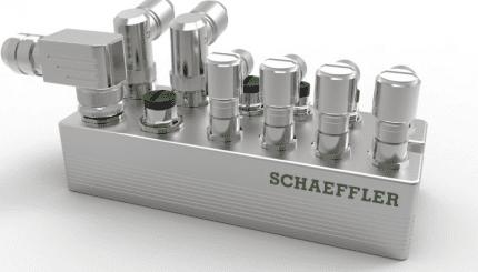 schaefler sistema lubrificazione motori
