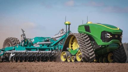 cuscinetti per macchine agricole automatizzate